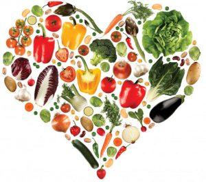 Recomendações alimentares para a sua saúde e do seu coração